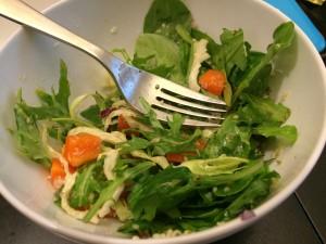 bright spring salad